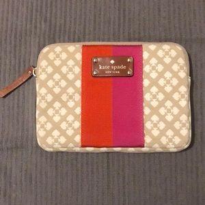 Kate spade mini iPad case